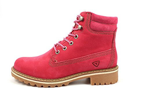 25242 29 Boots 11 Women's 651 Red Tamaris xTqBRwT