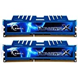 G. Skill Ripjaws-X Main Memory 8 GB 2133 MHz 240-Pin 2x 4GB, CL9) DIMM DDR3-RAM Kit