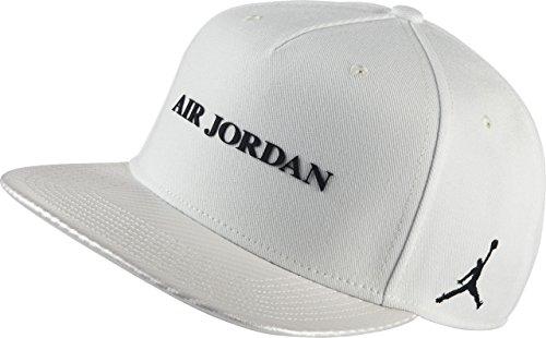 10709dd51aa42b NIKE Mens Jordan Jumpman Pro AJ10 Cap 894673-121 - Summit White Black - Buy Online  in Oman.