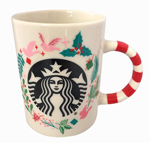 Starbucks 2018 Holiday Collection 12oz Candy Cane Mug
