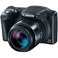Canon PowerShot SX420 Digital Camera w/42x Optical Zoom -...
