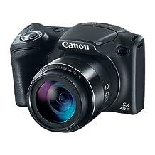 Canon PowerShot SX420 Digital Camera w/42x Optical Zoom - Wi-Fi & NFC Enabled (Black)
