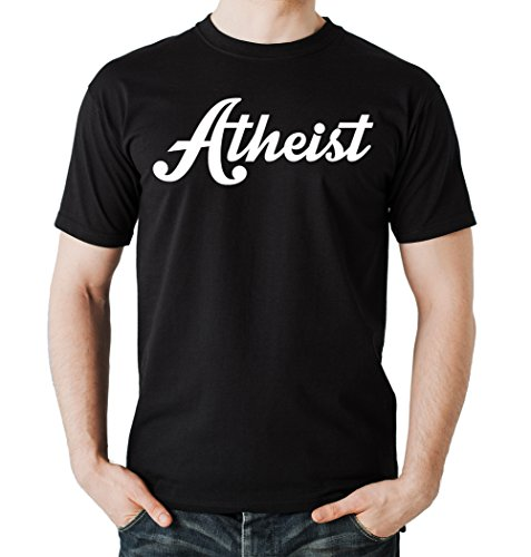 Atheist T-Shirt Black Certified Freak