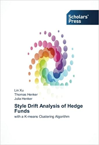 Style Drift Analysis of Hedge Funds: with a K-means