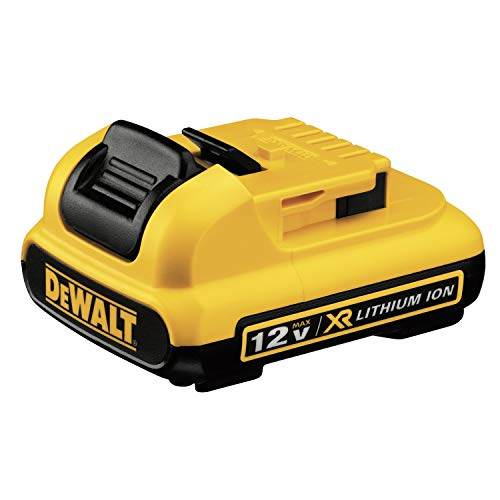 DEWALT DCB127 12V MAX Lithium Ion Battery-Pack (Dewalt 12 Volt Lithium Battery)