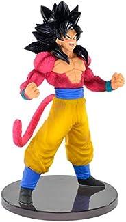 Figure, Bandai Banpresto, Dragon Ball Gt Blood of Saiyans Special IIi - Super Saiyan 4 Goku Ref. 34948/34949,