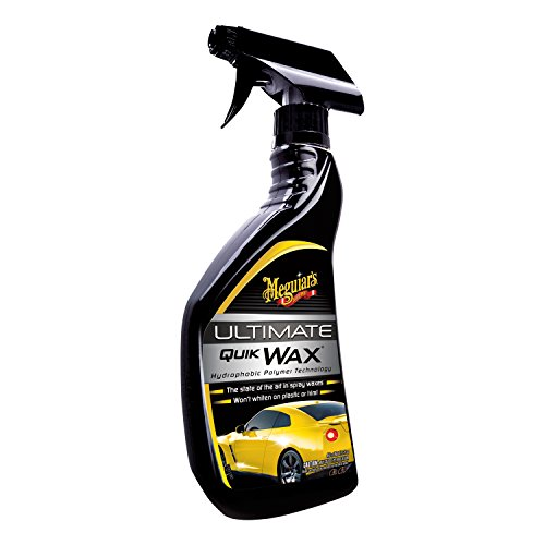 Meguiar's G17516 Ultimate Quik Wax, 15.2 Fluid Ounces by Meguiar's
