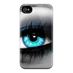 Anti-scratch And Shatterproof Eye Phone Cases For Iphone 6/ High Quality Cases