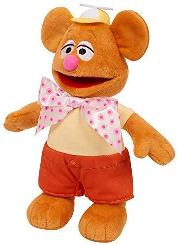 Disney Junior Muppet Babies Fozzie Bear 7 Inch Plush from Muppets