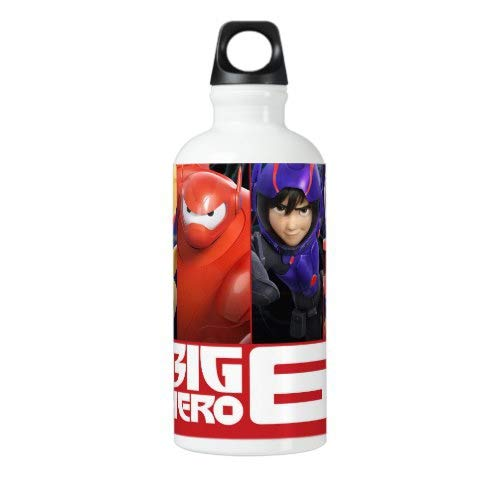 Cycling Bottle Steel Bottle for Water Travel Flask Stainless Steel Outdoor Yoga Camping Hiking disney Big Hero 6 Sport Bottle Big Hero 6 Water Bottle 18 Oz