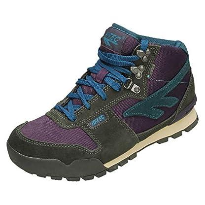 Hi-Tec Ladies Walking Ankle Boots Sierra Lite 1