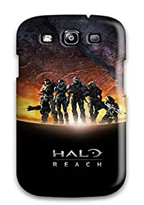 Defender Case With Nice Appearance (halo Reach 2010) For Galaxy S3