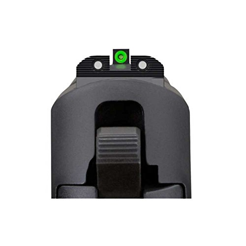 Sig  Sauer SOX10002   X-Ray 6 Enhanced Visibility Sight Round Set, Green