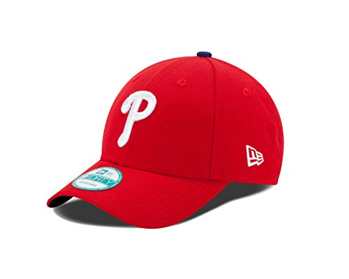(MLB The League Philadelphia Phillies Game 9Forty Adjustable Cap)