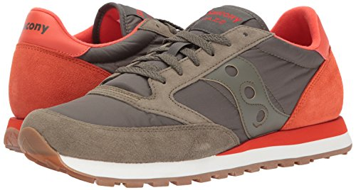 426 S1044 femmes basses Cherry baskets ORIGINAL SAUCONY JAZZ Olive des wSXqfp