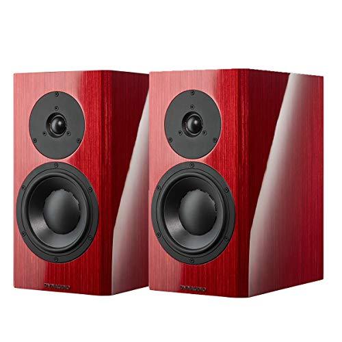Dynaudio Special 40 Bookshelf Speakers - Pair (Red Birch High Gloss)