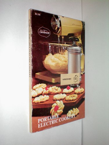 Sunbeam Portable Electric Cookery -- Use and Care of Your Sunbeam Mixmaster Mixer -- Cookbook -- Recipe Book -- as shown (Sunbeam Portable Mixer compare prices)
