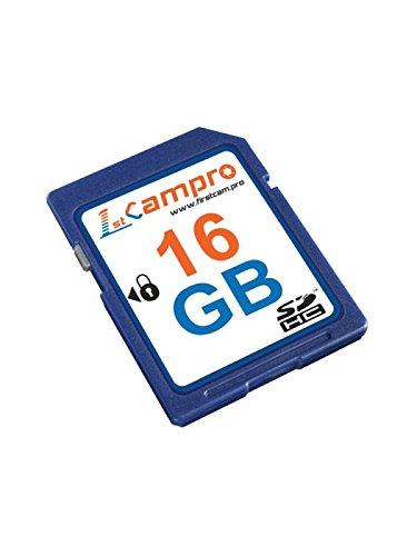 Amazon.com: FirstCam - Tarjeta SD de 16 GB para cámaras de ...
