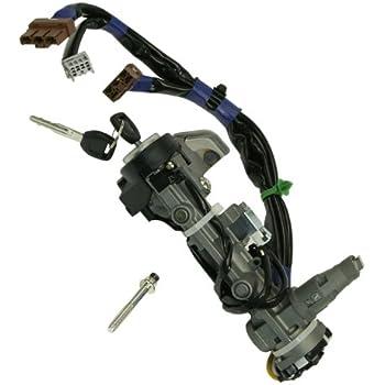 Amazon Com Well Auto Ignition Steering Lock Housing W O