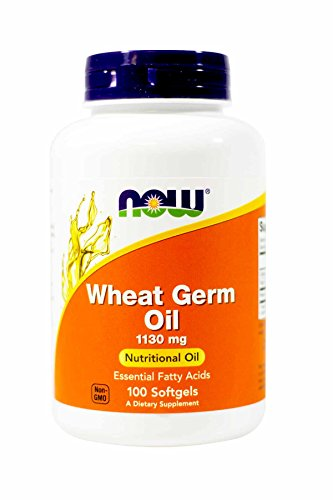 Now Foods Wheat Germ Oil 1130 mg 100 Softgels
