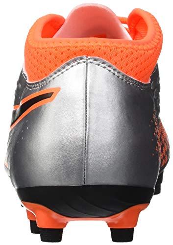 4 Da Syn Puma Uomo puma puma Fg 01 shocking Orange Black Scarpe One Calcio Silver Argento g5EWqXW