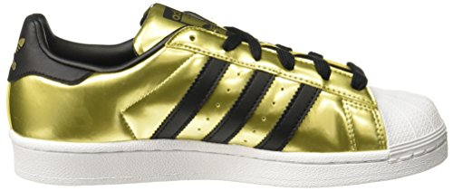 W dormet negbas Deporte Zapatillas De Adidas Para Mujer ftwbla Superstar Dorado 8waznq5