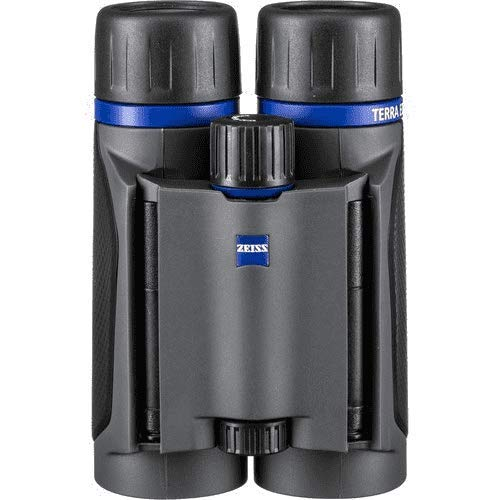 Zeiss 8x25 Terra ED Compact Pocket Grey-Black Binocular by ZEISS
