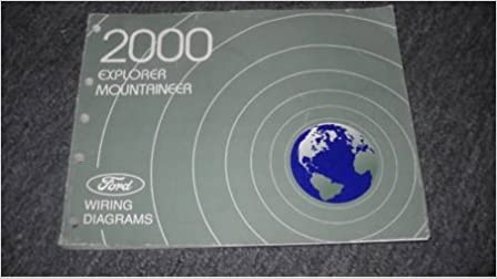 2000 mercury mountaineer truck electrical wiring diagram ewd service on 2008  mercury grand marquis wiring diagram