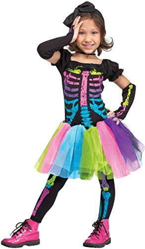 [Funky Punky Bones Kids Costume - 24MOS/2T] (Funky Punky Skeleton Costumes)