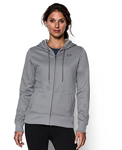 Under Armour Women's Storm Armour Fleece Big Logo Full Zip