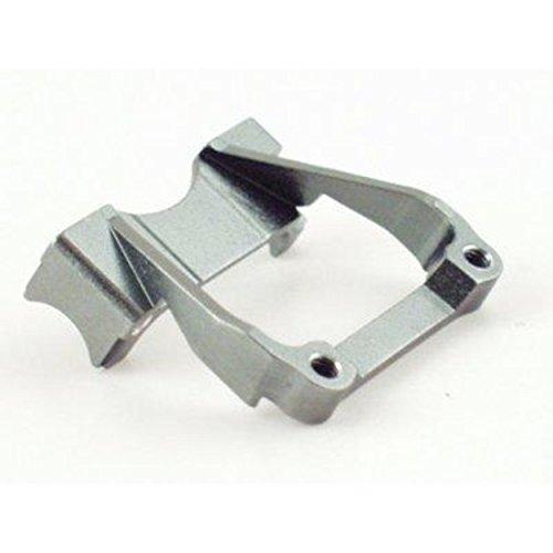 Hobby Etcetera MH0908 HPI Micro RS4 Metal Gray Aluminum Front Bulkhead ()