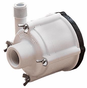 1/12 hp, 750 gph at 1 ft 230 V - Magnetic drive pump ()