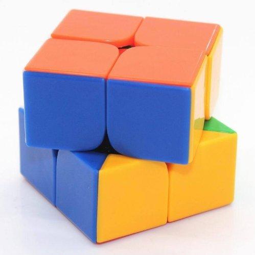 Dayan Zhanchi 2x2 Stickerless Speed Cube 50mm