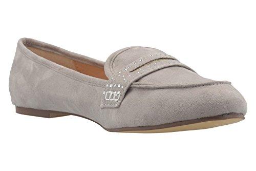 Rosa Grey Ballerine Donna Fitters Light Mf Footwear tqzfwXF