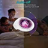 Aurora Night Light , Projector Nightlight Sound