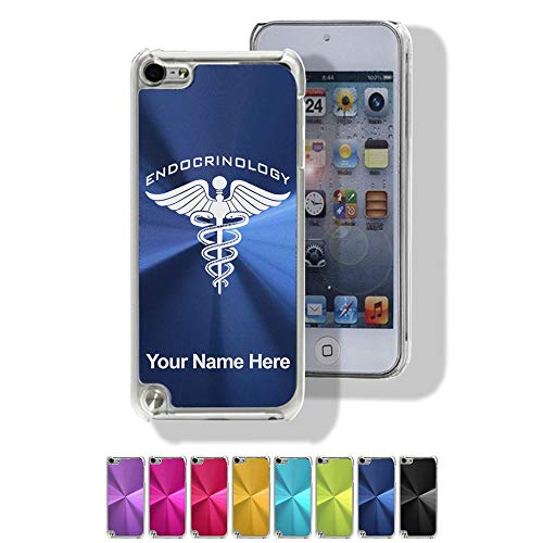 Case for iPod Touch 5th/6th Gen, Endocrinology, Personalized Engraving Included