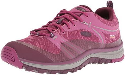 7340a4f5034 KEEN Women's Terradora WP-W Hiking Shoe, Boysenberry/Grape Wine, 5 M ...