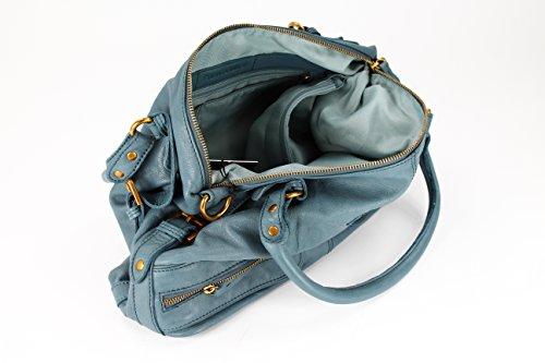 FREDsBRUDER, Borsa a spalla donna Blu Blue Grey taglia unica Blue Grey