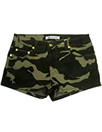 Women's Camouflage Shorts