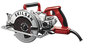 SKILSAW 15-Amp 7-1/4-Inch Lightweight Worm Drive Circular Saw
