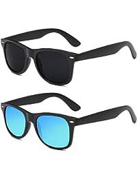 ec29b7f394ee6 Polarized Sunglasses for Men Retro - FEIDU Polarized Retro Sunglasses for  Men FD2149