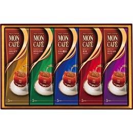 【まとめ 5セット】 モンカフェ ドリップコーヒー詰合せ C8245069 C9244528 B07KNT31ZT