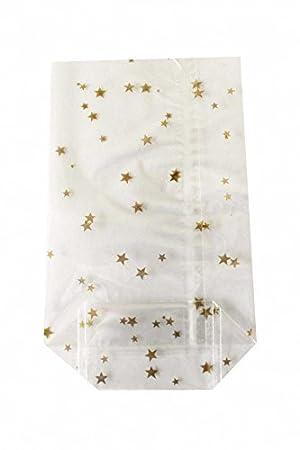 900 Bolsa Terra estrellas oro 115 x 190 mm PP Monedero ...