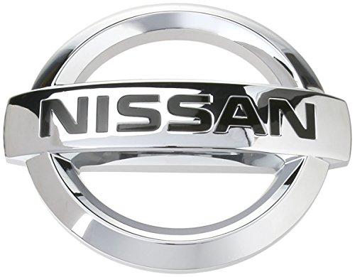 - Genuine Nissan (62890-EA500) Emblem