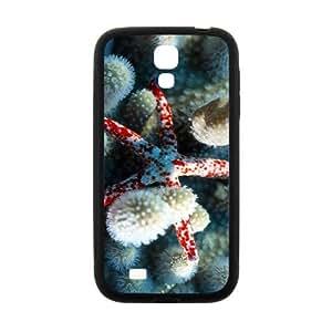 Beautiful Starfish Hight Quality Plastic Case for Samsung Galaxy S4