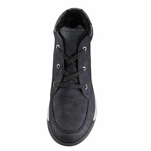Nero Sneaker Donna Jenny Donna Jenny Sneaker R4z7X