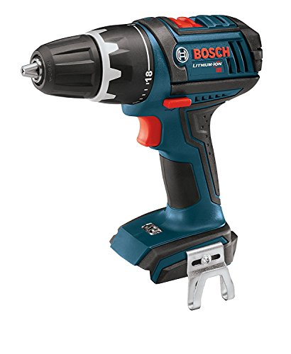 Bosch Bare-Tool DDS181B 18-Volt Lithium-Ion 1/2-Inch Compact Tough Drill/Driver (Renewed)