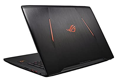 "ROG Strix GL502VM 15.6"" G-SYNC VR Ready Thin and Light Gaming Laptop NVIDIA GTX 1060 6GB Intel Core i7-6700HQ 16GB DDR4 1TB 7200RPM HDD"
