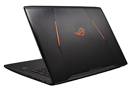 Asus ROG Strix GL702VM-DB71 17.3-Inch. G-SYNC VR Ready Thin and Light Gaming Laptop (NVIDIA GTX 1060 6GB Intel Core i7-6700HQ...
