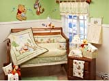 Pooh Days of Hunny Baby Crib Bedding 4-Piece Set